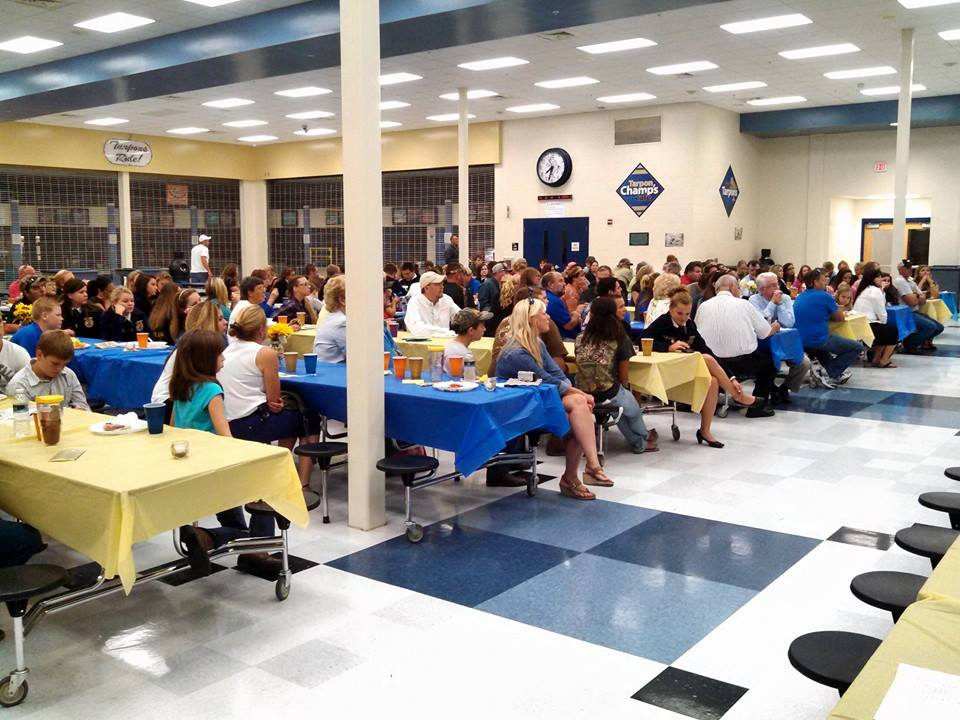 Over 250 guests were in attendance at the Beginning of the Year Banquet. This is the largest attendance that this event has ever had, mainly due to our increased number of Agriscience Foundations courses offered at the school.