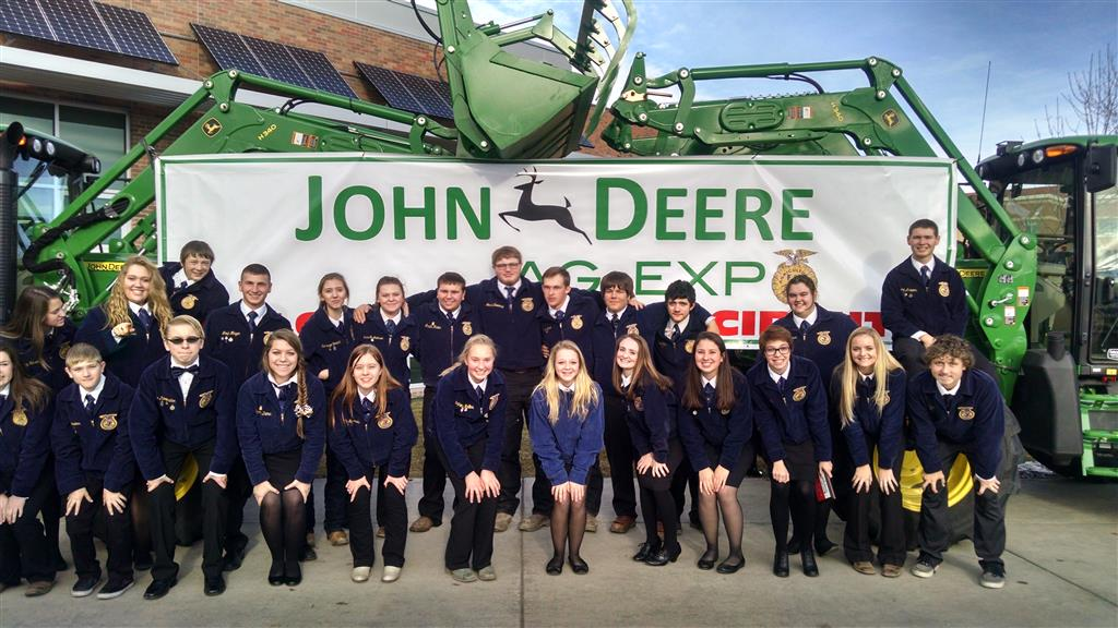 The Electric City Delegation of 29 members attended the annual JDAE in Bozeman