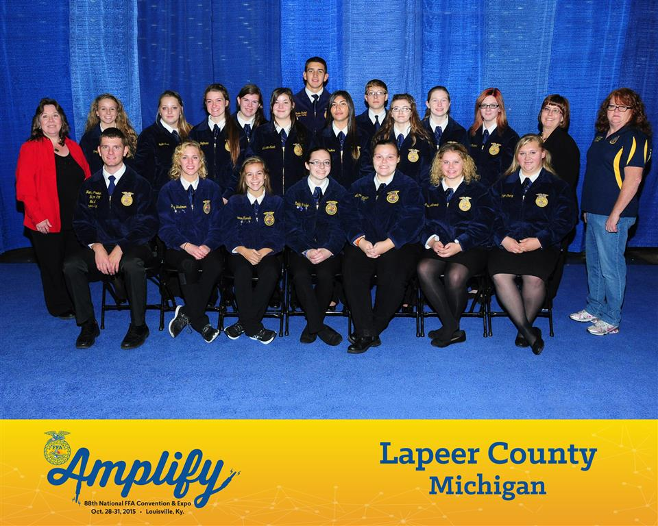 2015 National FFA Convention 