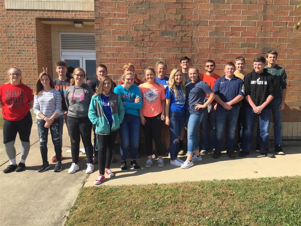 Northwest - SCCTC FFA Fall Campus Cleanup