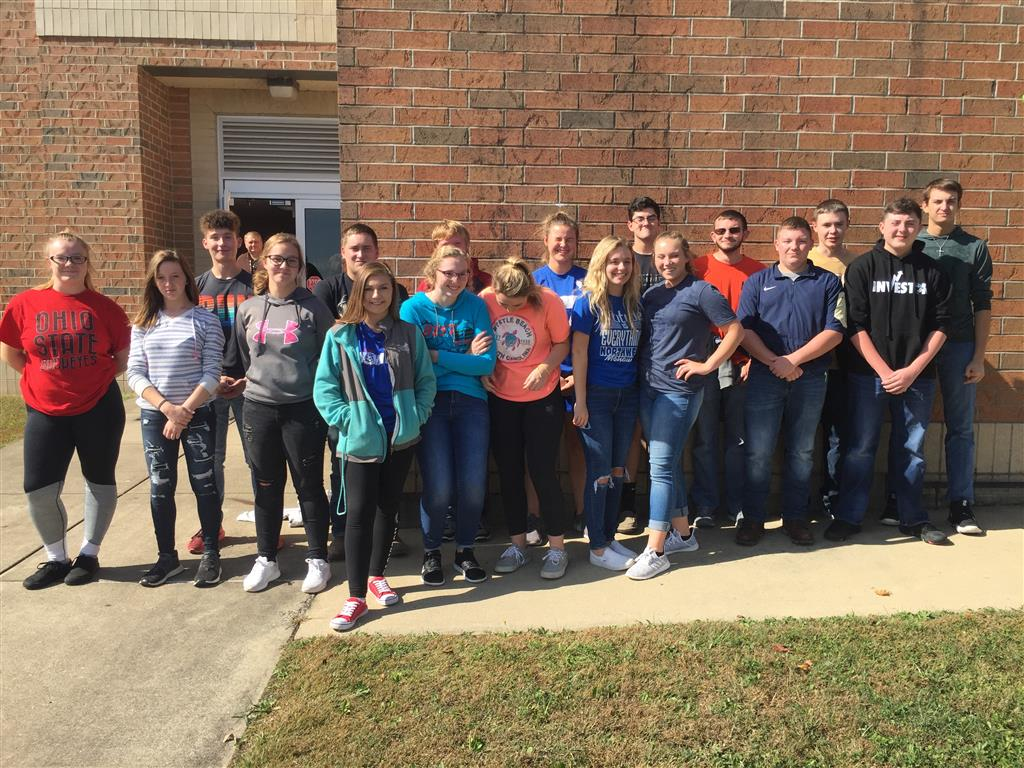 Northwest - SCCTC Fall Campus Cleanup