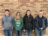 Area 11 Livestock and Dairy Judging Contest at Dekalb County