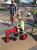 Parade/ Kiddie Tractor Pull