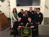District Ag Sales and Vet Science