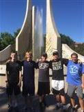 Purdue Soils Invitational, campus tour & football game