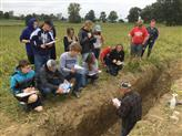 Wells County Soils Contest at Jay County