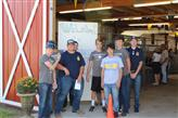 State Fair Birthing Center and FFA Boothe