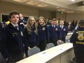 District 6 Leadership Contest at Ivy Tech