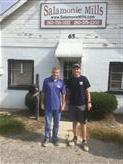 Meet with Doug Beckner at Salamonie Mills