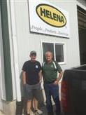 Meet with Bill Bradford of Helena