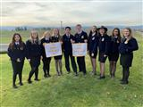 District Ag Sales and Vet Science CDEs