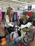 Adopt a Family Shopping